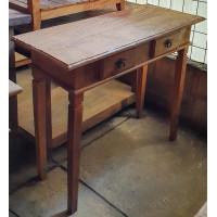 Aparador Rústico / Escrivaninha 1,00 x 0,40 com Gaveta em Peroba Rosa - 10038