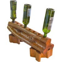 Adega / Porta-Vinhos para 8 Garrafas em Guarantã - 4918