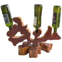 Adega / Porta-Vinhos para 4 Garrafas em Guarantã - 4919