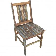 Cadeira Ripada 0,45 x 0,92 Com Tinta - 5133