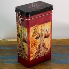 "Pote Vedado ""Torre Eiffel"" em Metal - ST1169A"