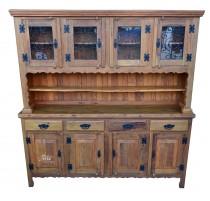 Armário madeira/ferro 2,00 x 0,40-4291