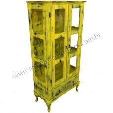 Cristaleira Taeda Amarela - 2963