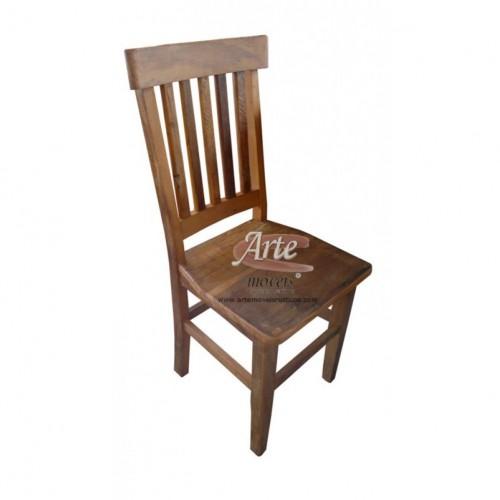 Cadeira Mineira Rustica encosto alto -1398