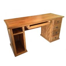 Escrivaninha / Mesa de Computador 1,60 x 0,60 em Peroba Rosa - 2337