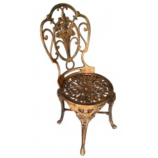 Cadeira Chinesa Ouro Velho