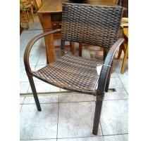 Cadeira Indaiá Argila- 2831
