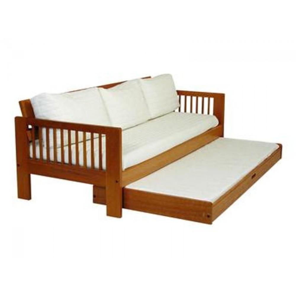 Sof cama com cama auxiliar bicama 830 for Cuanto vale un sofa cama