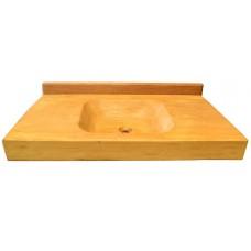 Pia em madeira - 0,90cm - 455