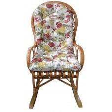 Cadeira Balanço em Vime