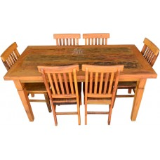 Conjunto Mesa com Cadeiras - 4516
